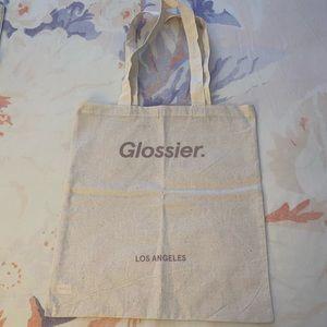 Glossier LA Tote Bag